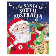 I Saw Santa In South Australia