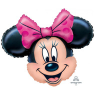 - Supershape XL Minnie Mouse