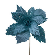 Poinsettia Ice Blue