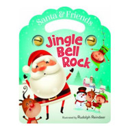 Jingle Bell Rock Book With Bells  - 22cm