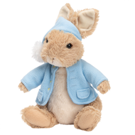 Animated Bedtime Peter Rabbit Plays Brahms Lullaby