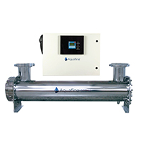 Aquafine SCD series UV system
