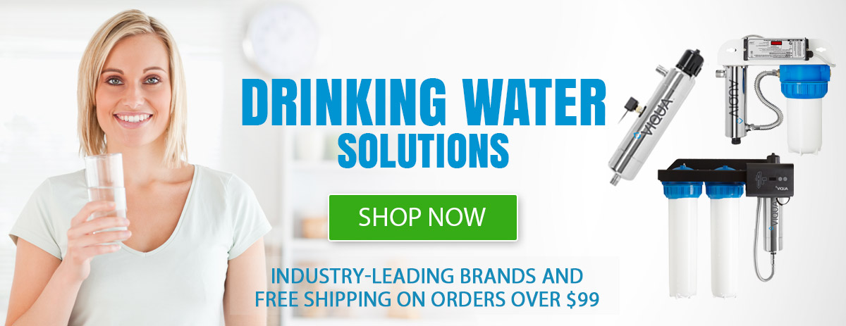 Shop Drinking water solutions now