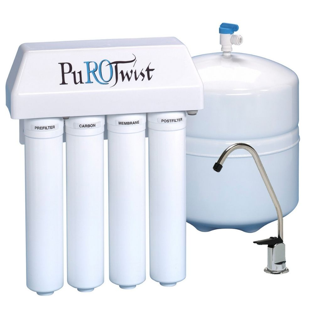 How to remove pesticides from water with Reverse Osmosis