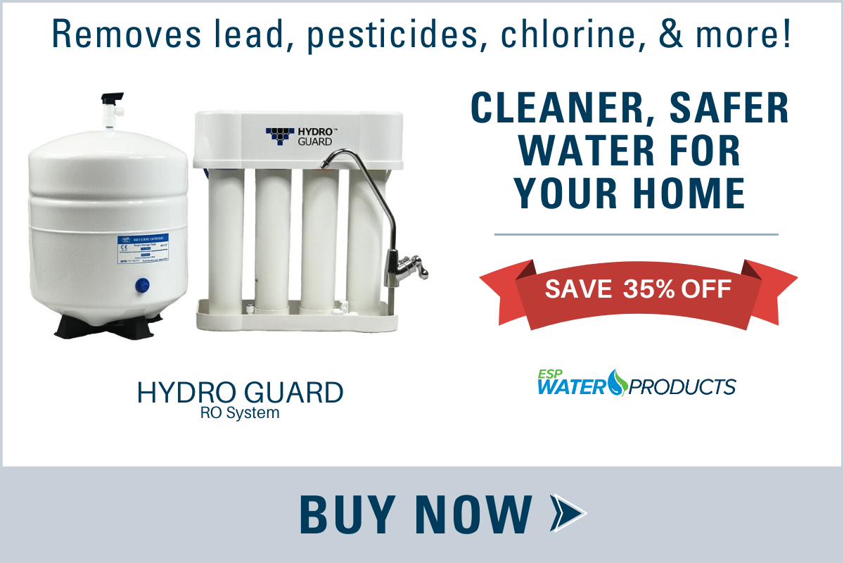 hydroguard reverse osmosis system