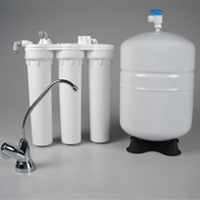 Microline TFC-300 50 GPD RO system