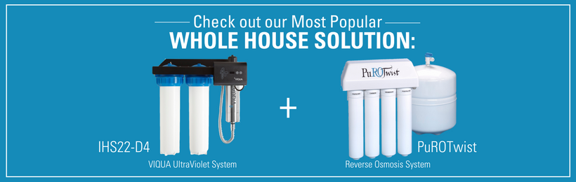 Most Popular Whole House water Purification system