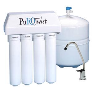 PuROTwist 4000 4 Stage RO system
