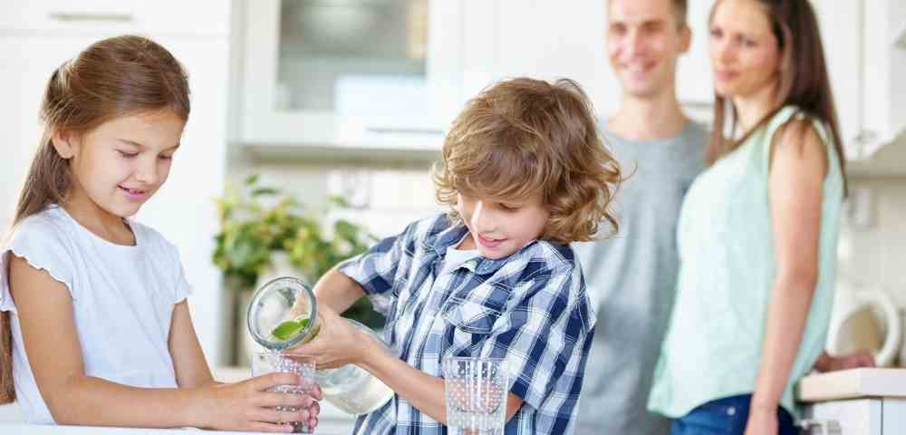 how to maintain a reverse osmosis drinking water sytsem