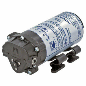 Aquatec Aquatec CDP-LFO-1/4 JG 6800 Low Flow Booster Pump Up To 50 GPD PSW and Transformer Sold Separately 6840-2J03-B221 6840-2J03-B221
