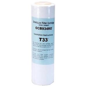 Omnipure Omnipure 2.5 x 9.75 GAC T33 Carbon Filter OCB934RO T33 OCB934RO T33