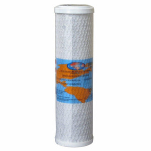 Omnipure Omnipure 2.5 x 10 10 Mic Carbon Block Filter OMB934-10m OMB934-10m