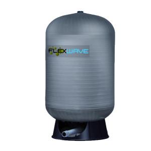 Flexcon Flexwave Composite 40 Gallon 27 Gal Capacity RO Pressure Tank 1-1/4 NPT FWRO40 FWRO40