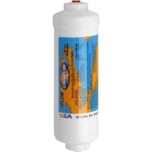 Omnipure Omnipure 2 x 6 Inline GAC T40 Carbon Filter K2340 K2340