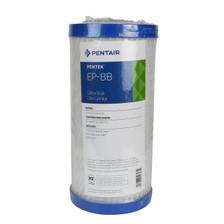 Pentair Pentair EP-BB 4.5 x 10 5 Mic Big Blue Carbon Briquette Filter 155548-43 155548-43