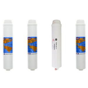1-Year Filter Replacement Kit for PuROTwist 4000 with 50 GPD TFC Reverse Osmosis System YSM-PURO4T50