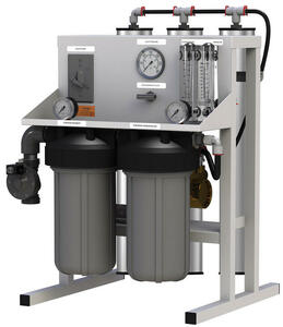 AXEON Axeon AT-1000 Reverse Osmosis Commercial System 1000 GPD 110v AT-1000