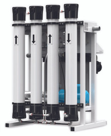 AXEON Flexeon CT-5000 Reverse Osmosis Commercial System 5000 GPD 220v CT-5000