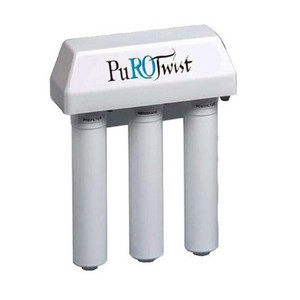 PuROTwist RO Conversion Kit w/ Manifold and Filters Only PuROTwist 3-Stage 50 GPD TFC RO System PT3000T50-SS-RK PT3000T50-SS-RK