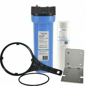Viqua VIQUA 10 Standard Filter Housing Kit w/ Bracket, Wrench, Filter and O-Ring FB-34PR-PS FB-34PR-PS