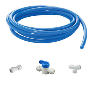 RO Refrigerator Ice Maker Kit 3/8 Tubing to Faucet RKIT-38 RKIT-38