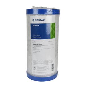 Pentair Pentair EPM-BB 4.5 x 10 10 Mic Big Blue Carbon Briquette Filter 155782-43 155782-43