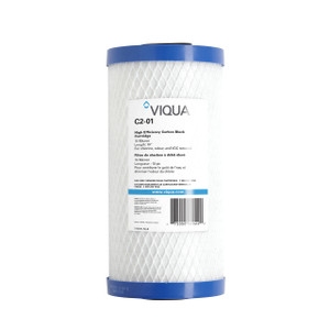 Viqua VIQUA 4.5 x 10 10 Mic Carbon Block Filter C2-01 C2-01