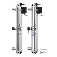 Viqua VIQUA PRO24-186 Model UV System, 24 GPM, USEPA 4-Log Validated 660086-R 660086-R-