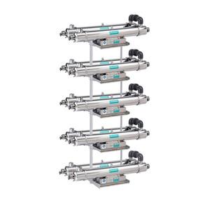 Atlantic Ultraviolet Sanitron S25000C 416 GPM UV System - S25000C S25000C