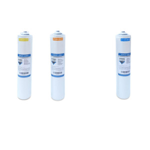 1-Year Filter Replacement Kit for Hydro Guard HDGT-45 Reverse Osmosis System 50 GPD RO Membrane Sold Separately YS-HDGT-45