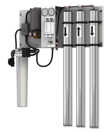 AXEON Axeon HT-500 Reverse Osmosis Light Commercial System 500 GPD 110v HT-500