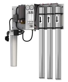 AXEON Axeon HT-1000 Reverse Osmosis Light Commercial System 1000 GPD 110v HT-1000