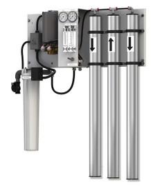 AXEON Axeon HT-2000 Reverse Osmosis Light Commercial System 2000 GPD 110v HT-2000