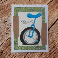 Get Well Handmade Card