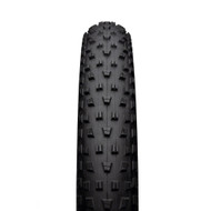 45NRTH Vanhelga - 27.5 x 4.0, Folding, Black, 120tpi Tire