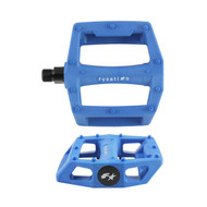 Fyxation Gates PC Pedals - Blue