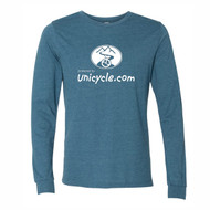 Unicycle.com Long Sleeve T-shirt - LG