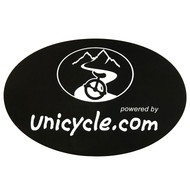 Unicycle.com Euro Bumper Sticker