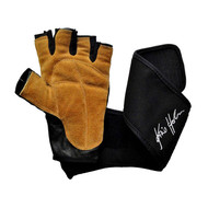 Kris Holm Half Finger Pulse Gloves  - XL
