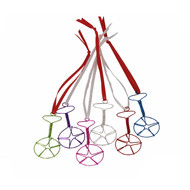 Handmade Unicycle Ornament