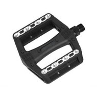 Nimbus 'Studded' Plastic Pedals - Black