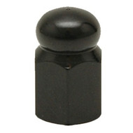 Trik Topz Alloy Black Valve Caps