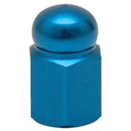 Trik Topz Alloy Blue Valve Caps