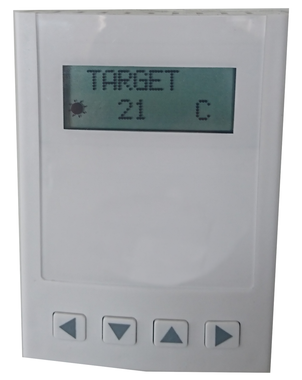 Rugged and easy to use - ideal for rental apartment use.  Programming is fully customizable to meet any building's HVAC and sub-metering requirements.