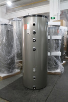 80 USG Stainless Steel 4-Port Buffer Tank