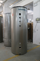 200 USG Stainless Steel 4-Port Buffer Tank