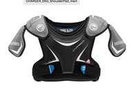 Maverik Charger Shoulder Pads