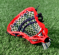 Warrior Evo 5 Red w/ Navy ECD Hero 2 Stryker  Mesh