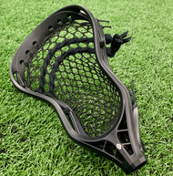 Black StringKing 2D Defense Head  w/ ECD Hero 3 mesh