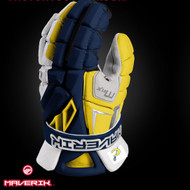 Custom Maverik Max Lacrosse Gloves